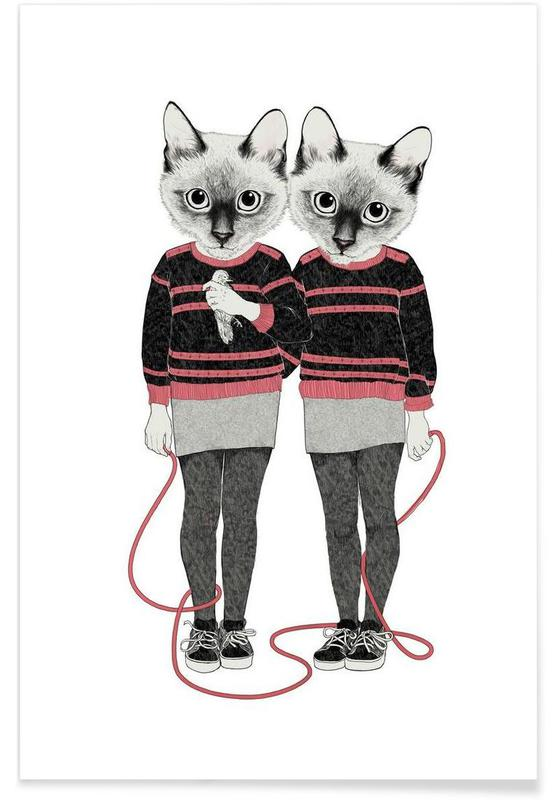 Siames Twins -Poster