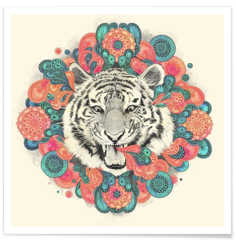 Bengal Mandala affiche