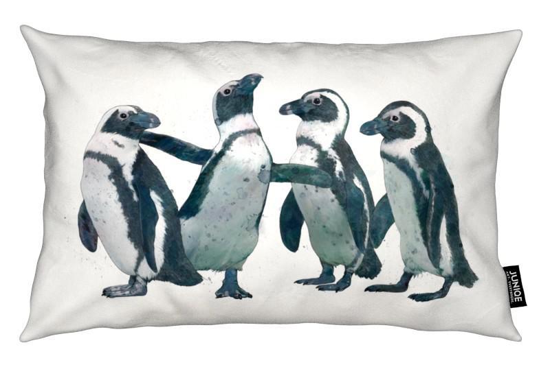 Penguins coussin
