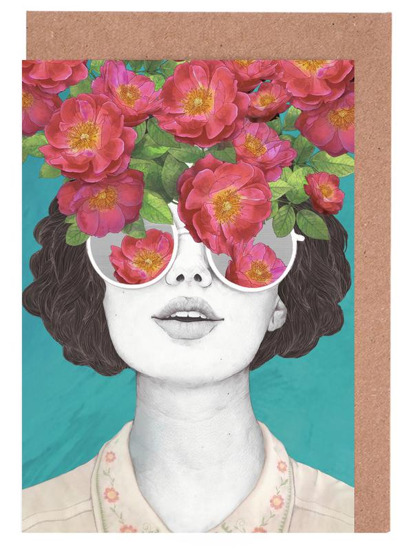 Rose Tinted cartes de vœux