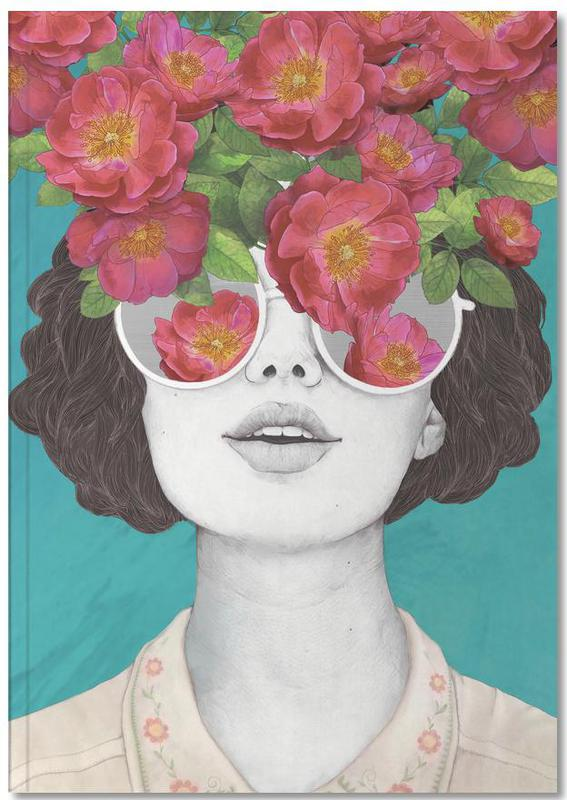 Rose Tinted Notebook