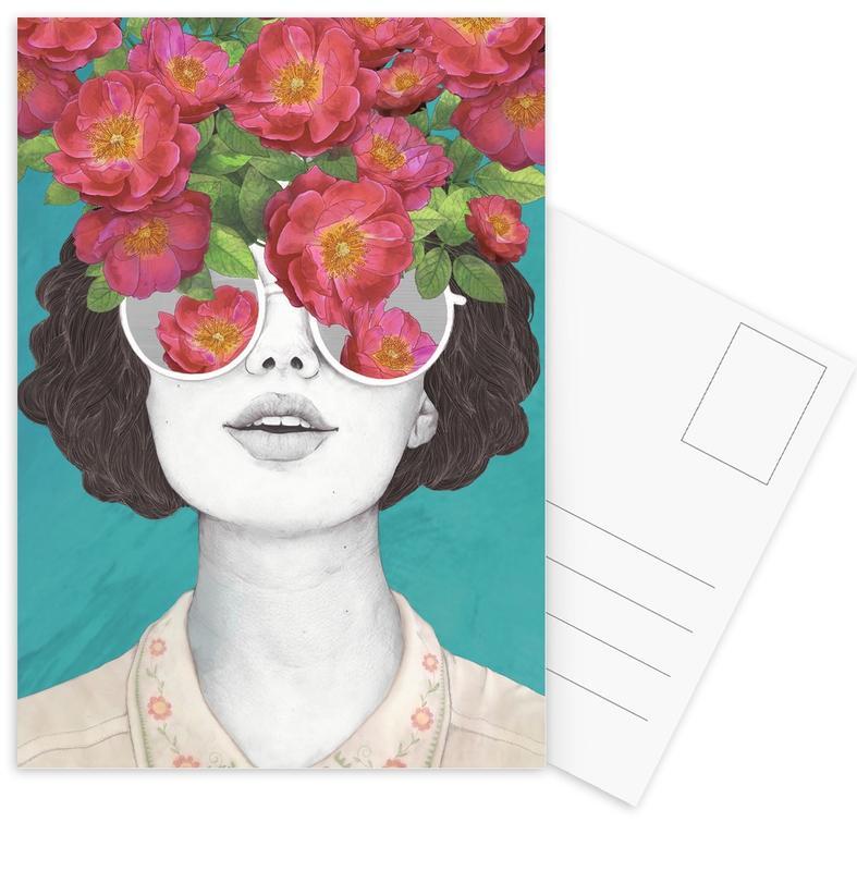 Rose Tinted cartes postales