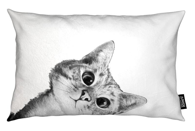 Sneaky Cat coussin