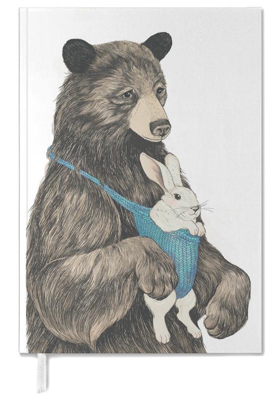 Muttertag, Bären, Geburt & Baby, Bear Au Pair -Terminplaner