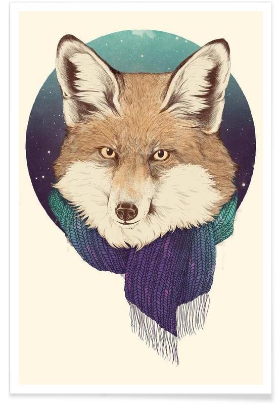 Winter Fox affiche