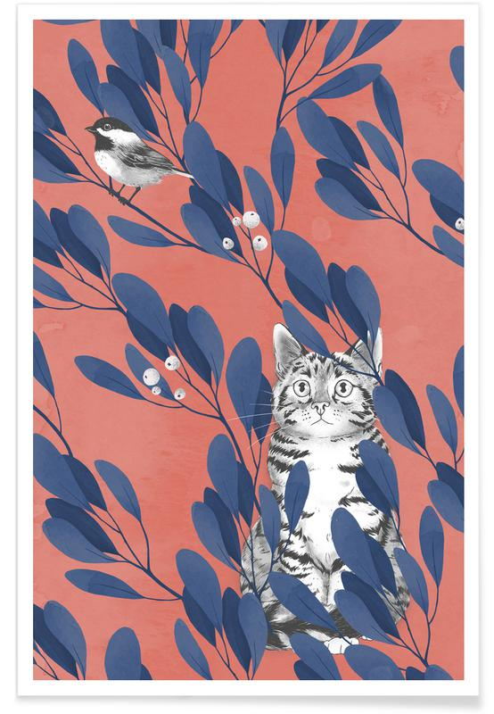 Katzen, In The Wild -Poster