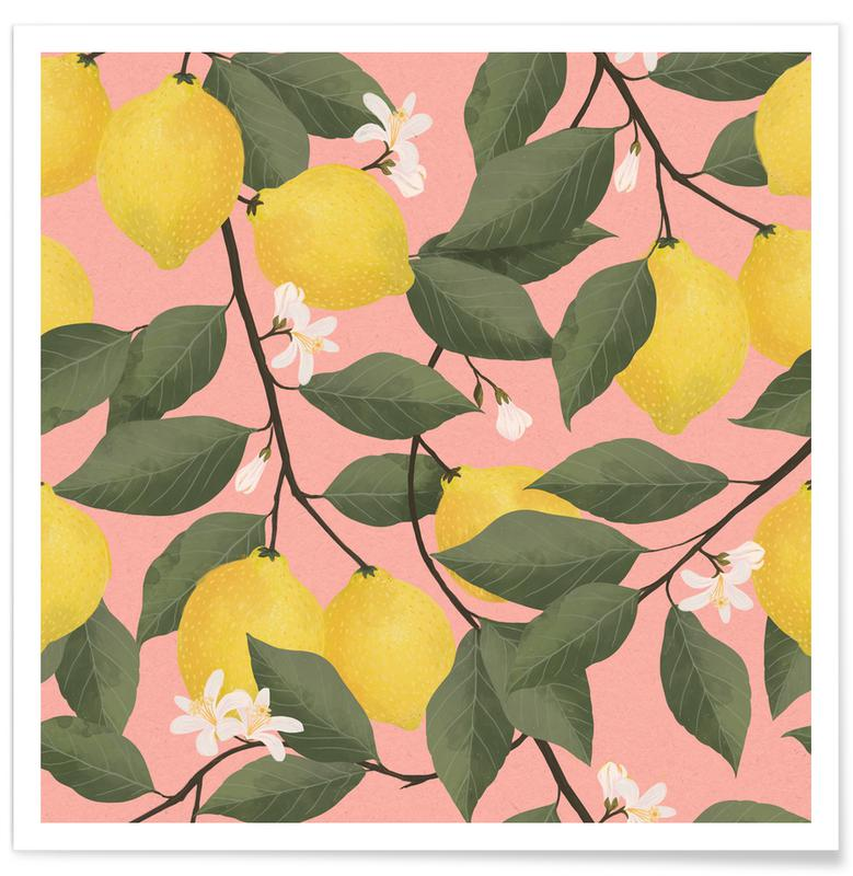 Zitronen, Lemon Tree -Poster