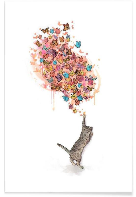 Catching Butterflies poster