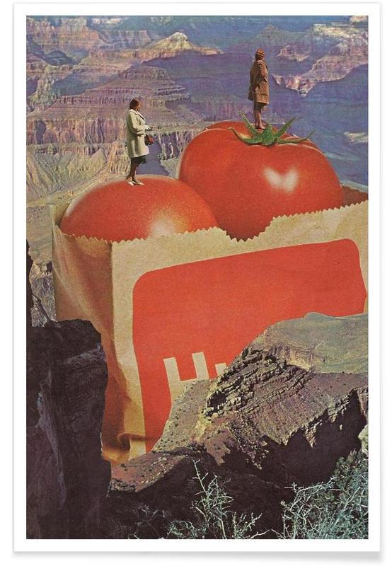 Tomates, A Woman's Place affiche