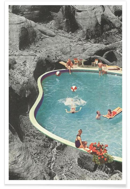 Rétro, Is This The Place That They Call Paradise? affiche