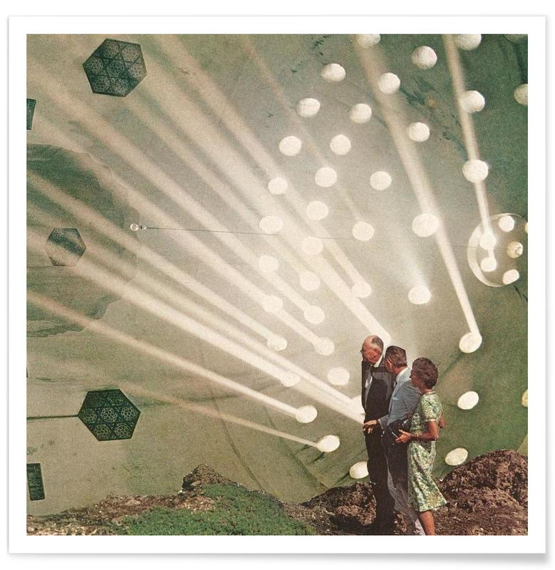 Groupes, The Light Pours Out of Me affiche
