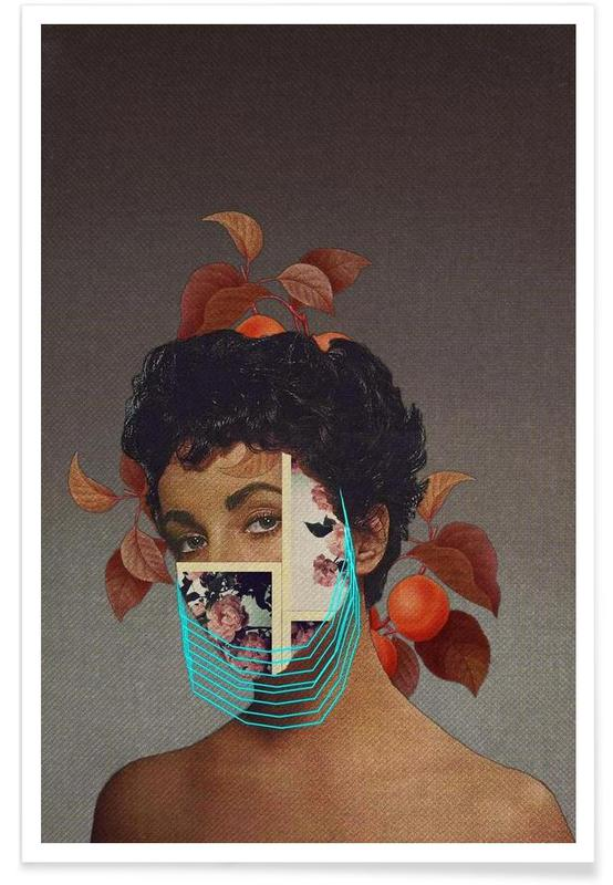 Portraits, Zed affiche