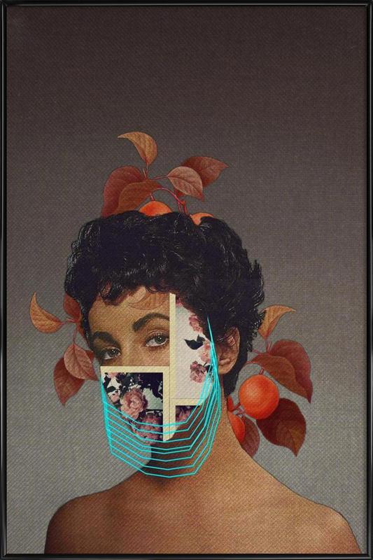 Zed Framed Poster