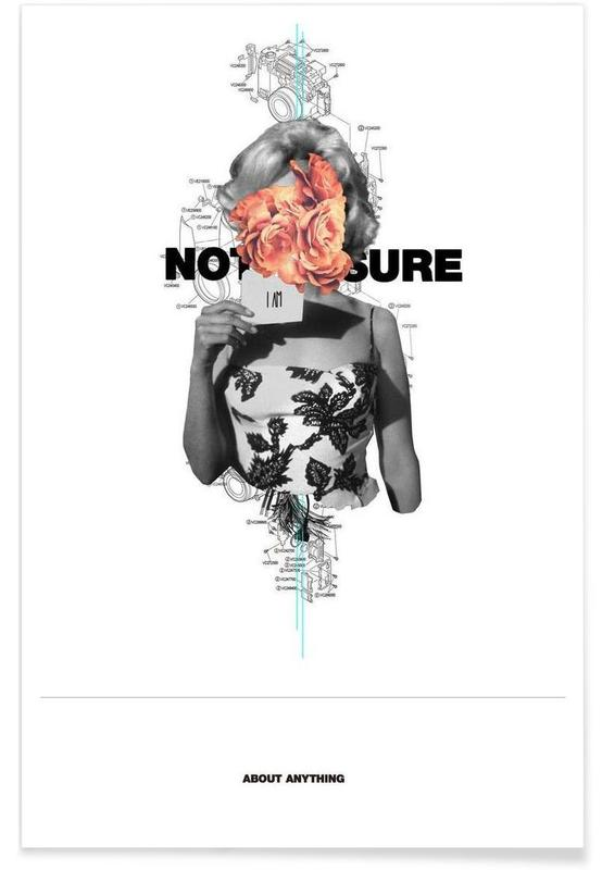 Not Sure About Anything affiche