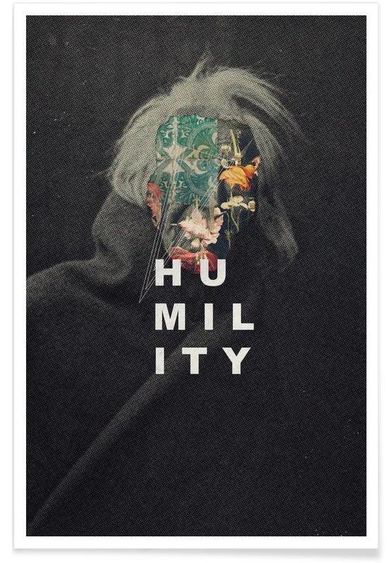 , Humility affiche