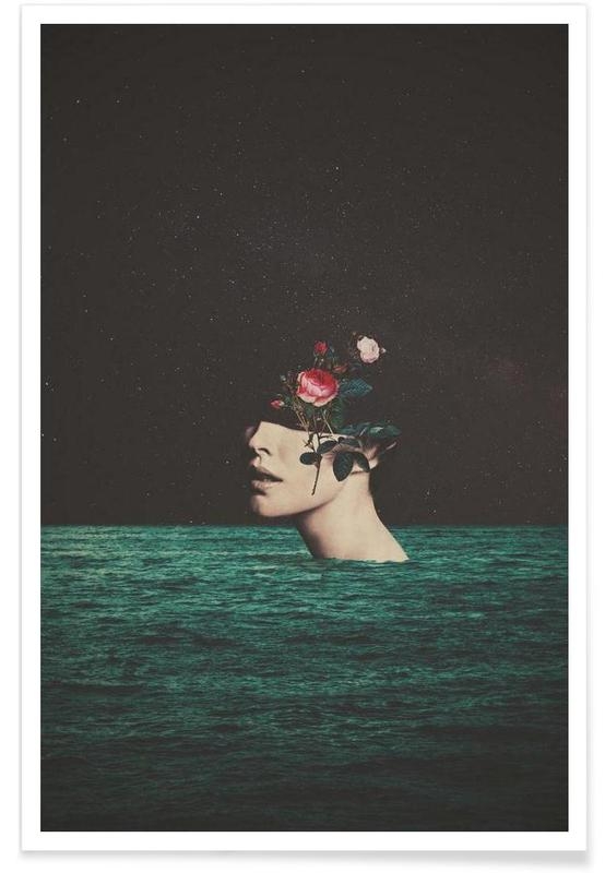 Dreamy, Retro, 4am Poster