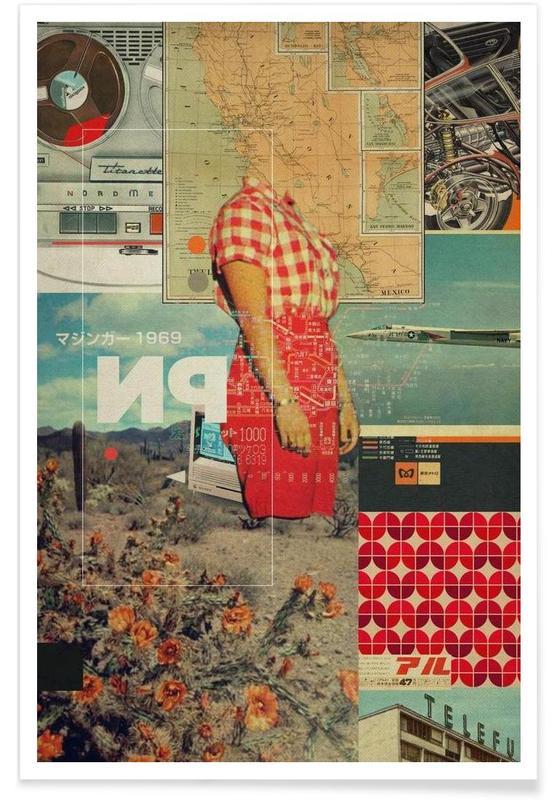 Rétro, NP 1969 affiche