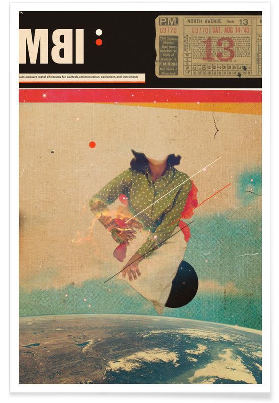 Erde, MBI13 -Poster