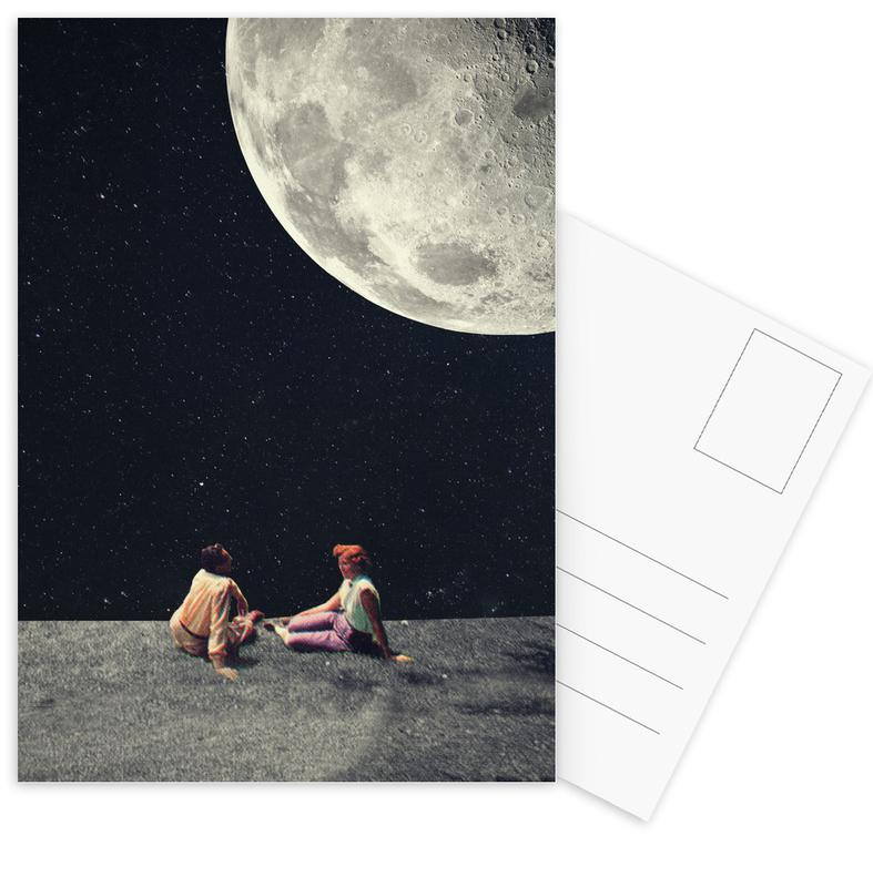 I Gave You The Moon For A Smile -Postkartenset