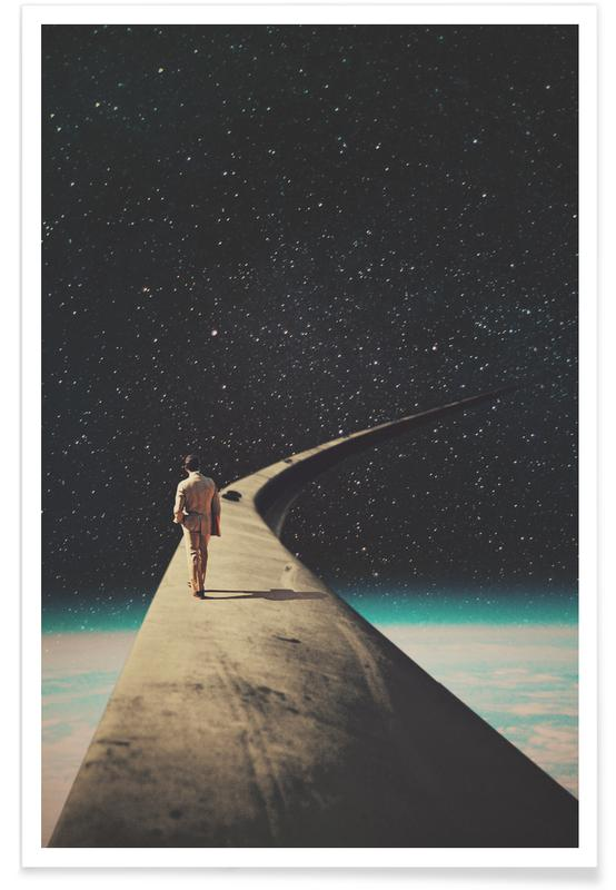 , We Chose This Road My Dear -Poster