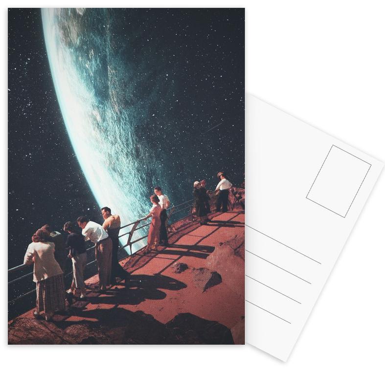 Traumwelt, Gruppen, Erde, Missing the Ones We Left Behind -Postkartenset
