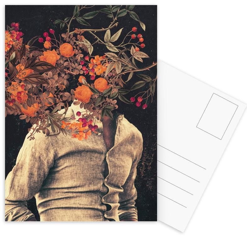 Roots -Postkartenset