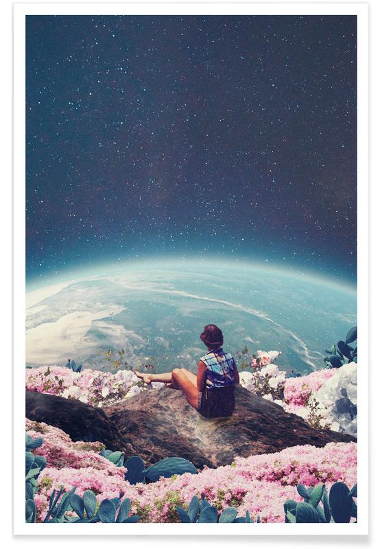Vintage, My World Blossomed When I Loved You affiche