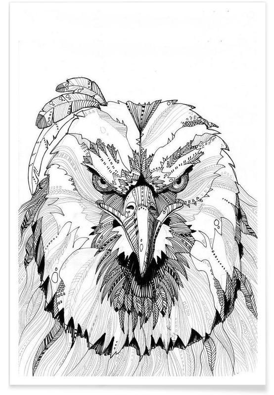 eagle -Poster