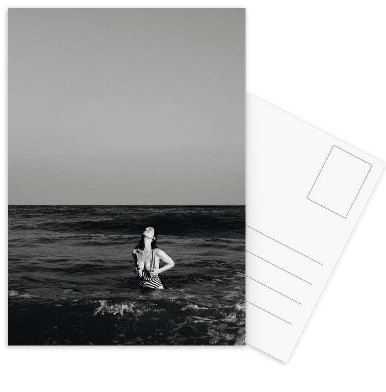 La Donna Del Mare Postcard Set