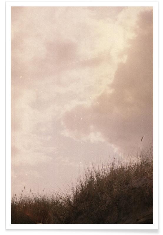 Lucht en wolken, Para León poster