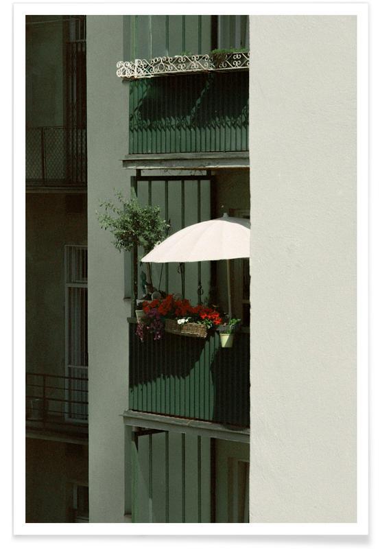 Détails architecturaux, Bloom affiche