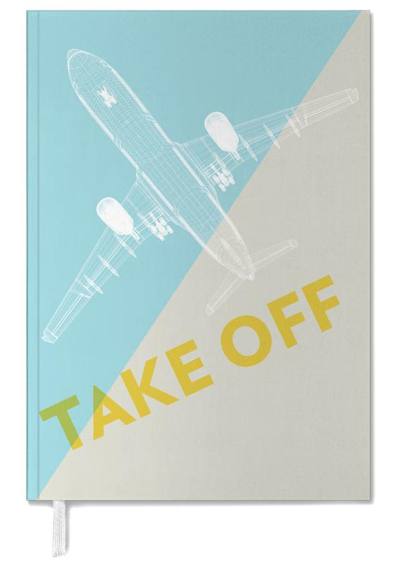 Take Off A340 Personal Planner