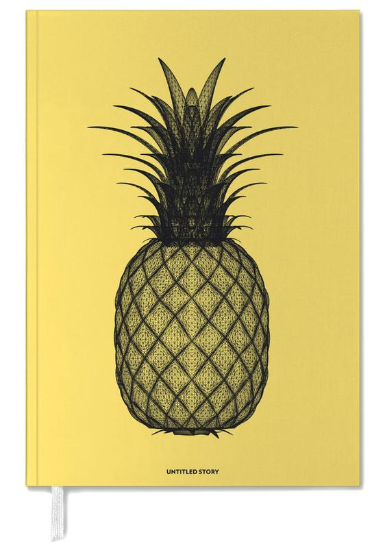 Pineapples, Ananas 1 Personal Planner