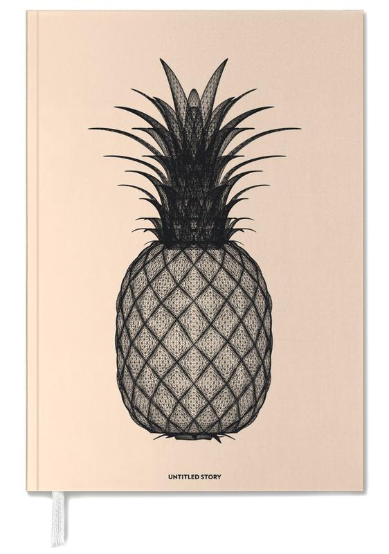 Pineapples, Ananas 2 Personal Planner