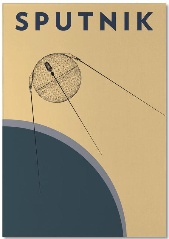 Sputnik 1 Notepad