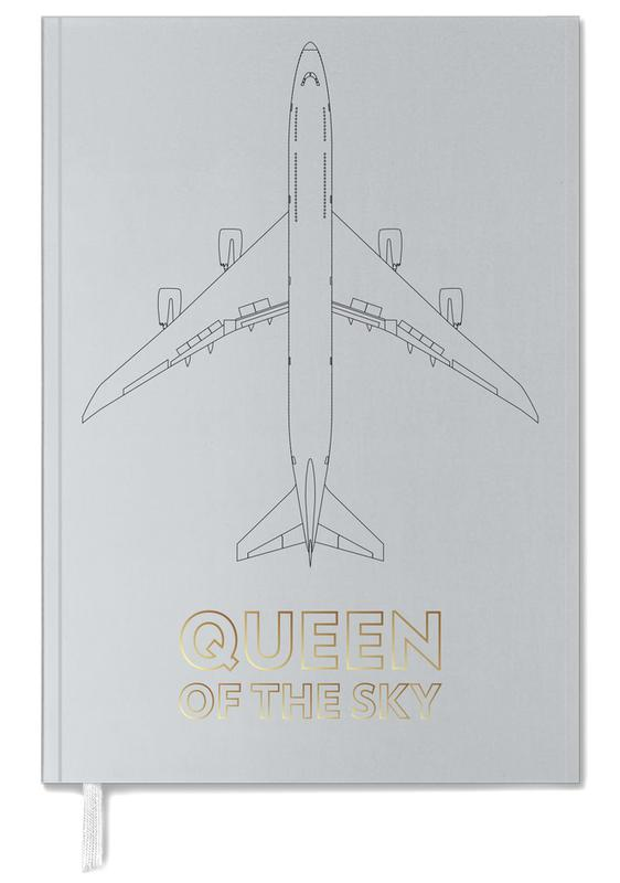 Queen of the Sky Personal Planner