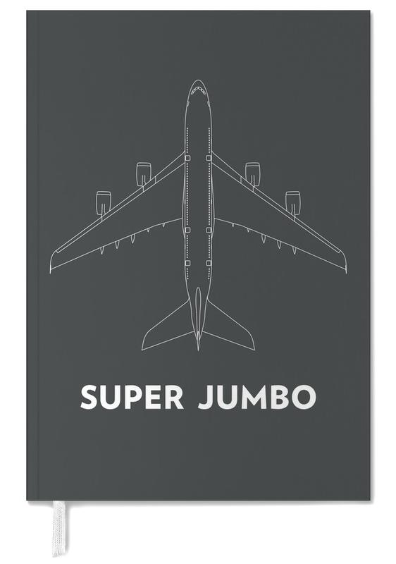 Super Jumbo Airbus A380 -Terminplaner