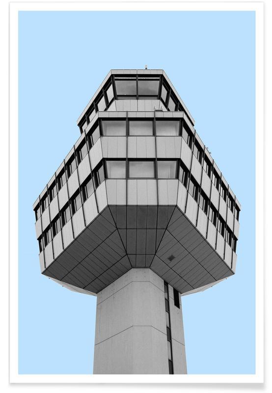 Architekturdetails, Tegel 3 -Poster