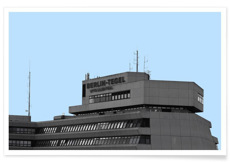 Détails architecturaux, Tegel 5 affiche