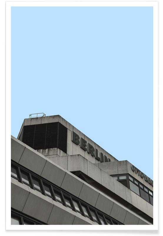 Détails architecturaux, Tegel 4 affiche