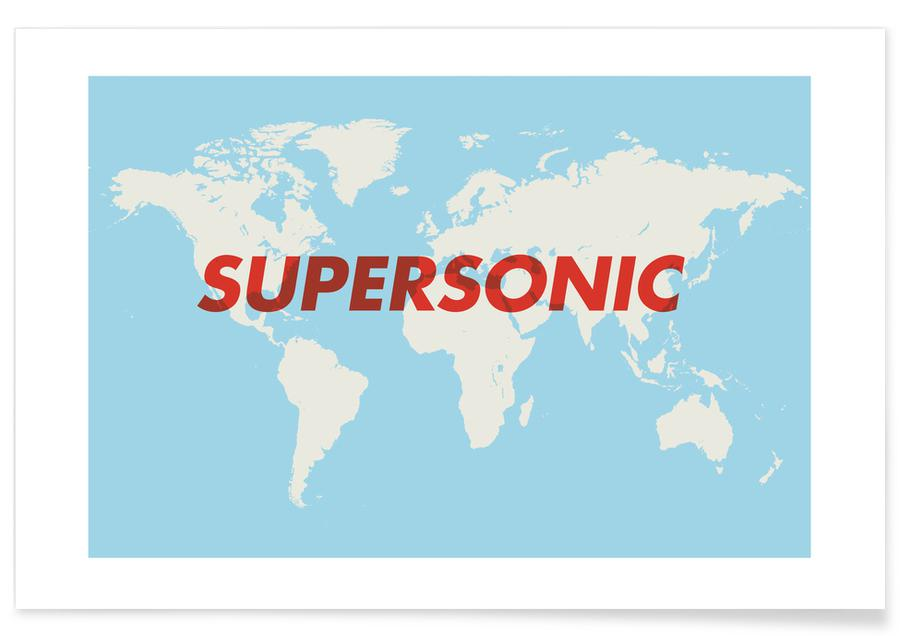 Supersonic -Poster