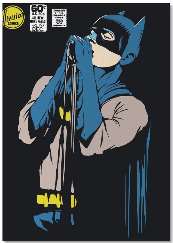Post-Punk Dark Knight - Shadowplay Notebook