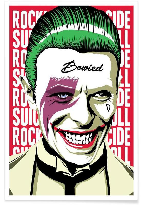 Rock'n'Roll Suicide Poster