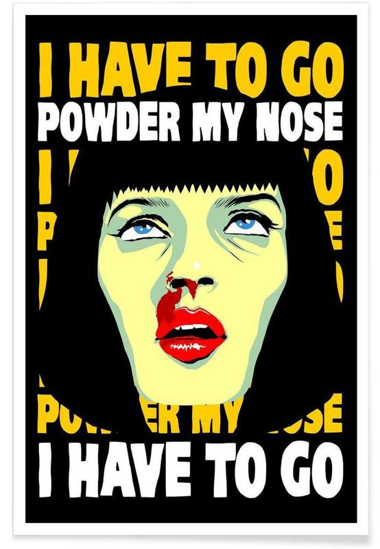 Powder My Nose poster