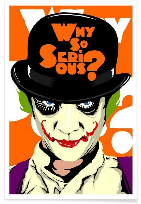 Le Joker, Clockwork Joker affiche
