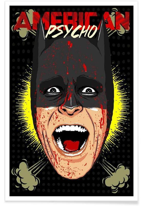 Gotham Psycho -Poster