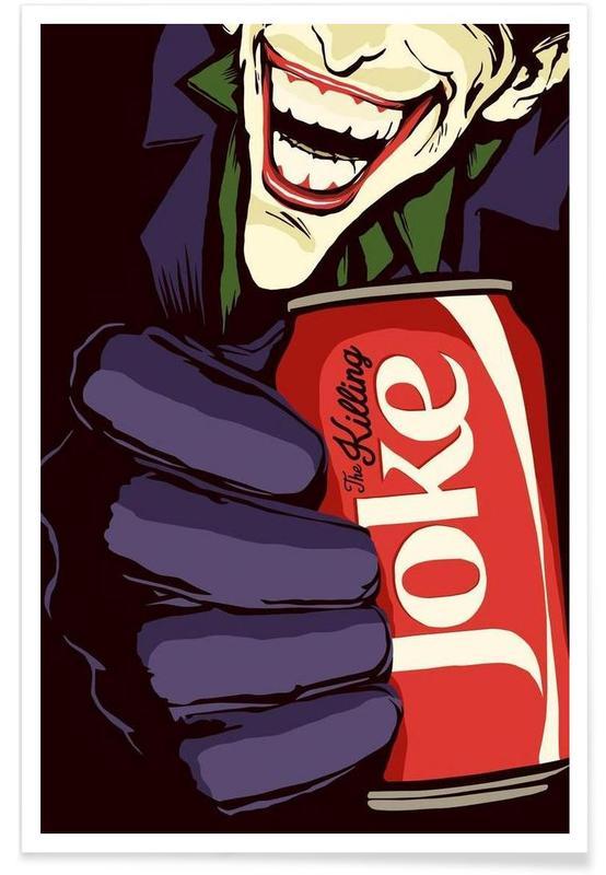 Pop Art, Killing Joke affiche