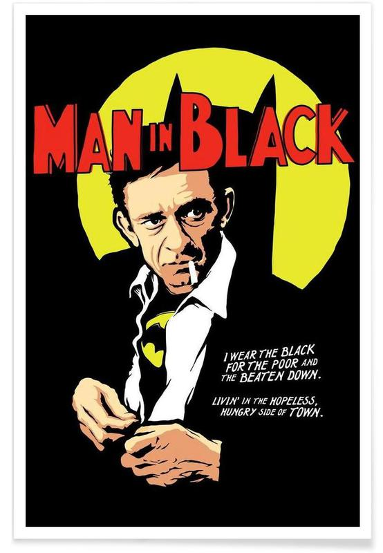 Films, Man in Black affiche