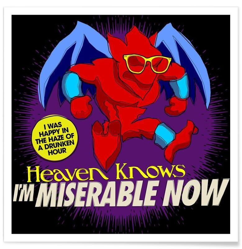 Heaven Knows affiche