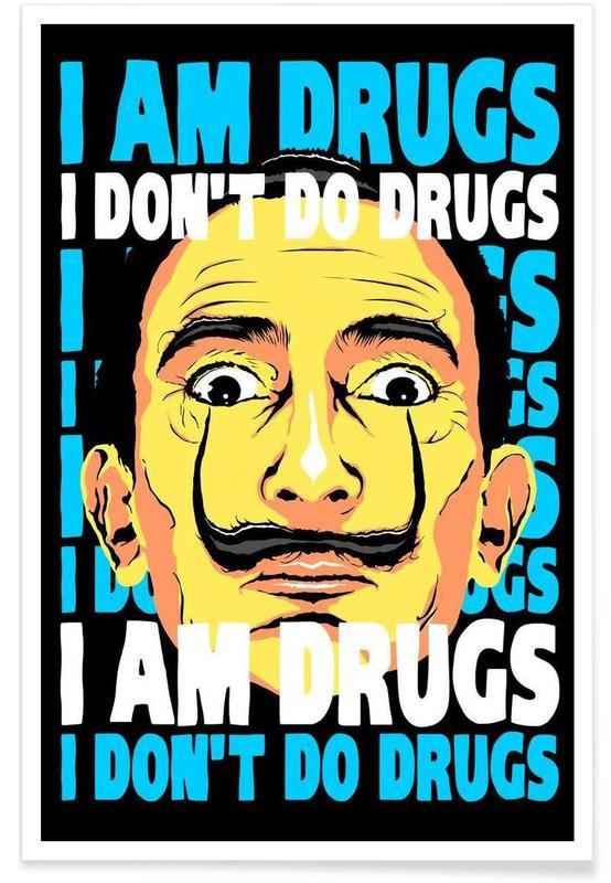 I Am Drugs affiche